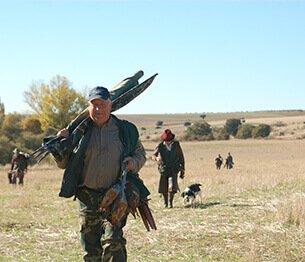 Partridge Shooting 2